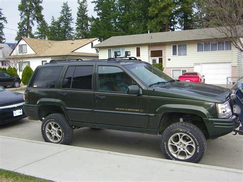 1996 Jeep Grand Specs Jeepgrandorvis 1996 Jeep Grand Cherokeeorvis Sport Utility