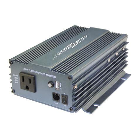 Power Lifier 300 Watt shop power bright 300 watt power inverter at lowes