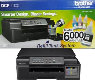 Printer T300w dcp t300 inkjet printer