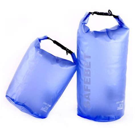 safebet floating waterproof bag 10 liter blue jakartanotebook