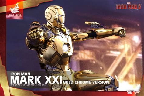 Toys Cosbaby Iron Midas Gold Chrome Xxi 21 Ht Cosb284 Ori toys iron 3 iron xxi 21 midas gold