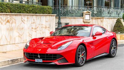Red Ferrari F12 by Ferrari F12 Berlinetta Red Www Pixshark Images