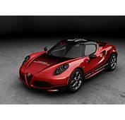 Alfa Romeo Cars  News 4C Coupe Announced As WTCC Safety Car