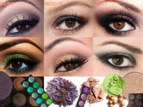 eyeshadow color for brown best eyeshadow colors for brown based on your eye