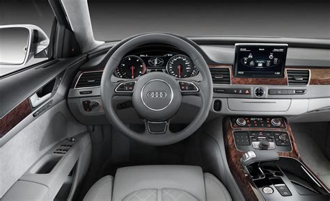 transmission control 2010 audi a8 interior lighting car and driver