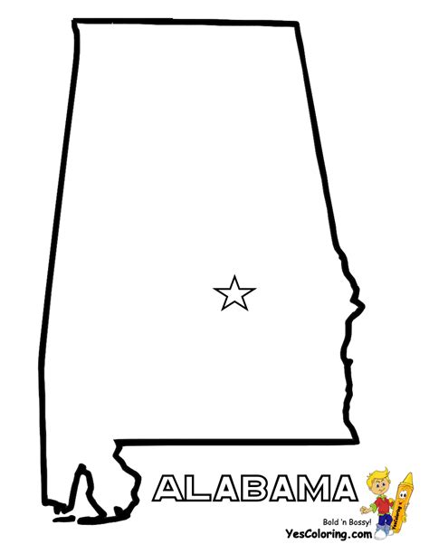 state templates free map of each state alabama maryland state maps