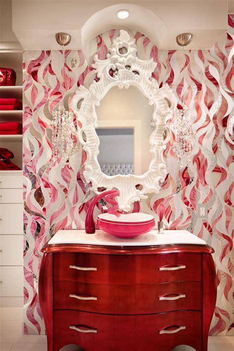 funky wallpaper home decor photos hgtv