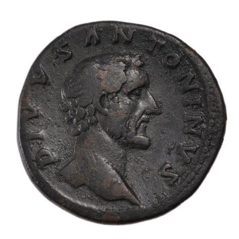 monnaies romaines antonin le pieux sesterce ebay