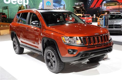 jeep compass lifted 2012 mopar jeep compass true north points north jeep