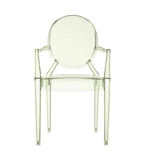 sedie kartell louis ghost prezzo kartell sedia louis ghost verde cristallo policarbonato