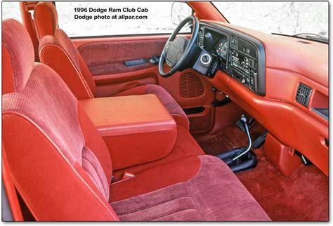 1997 Dodge Ram 1500 Interior Parts by 1992 Dodge Truck Interior Parts Decoratingspecial