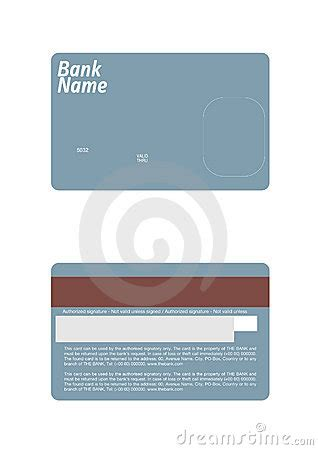 Credit Card Vector Template Free Credit Card Template Royalty Free Stock Photography Image 9093957