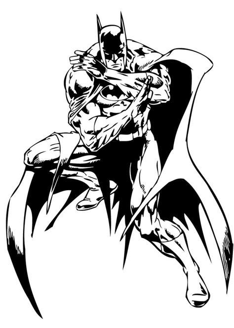 detailed batman coloring pages batman s action coloring pages hellokids com