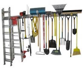 garden tool storage garage savers