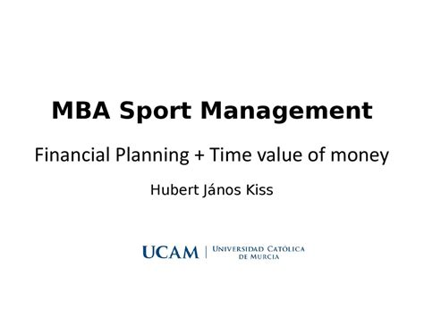 Jd Mba For Financial Planning by Financial Planning презентация онлайн