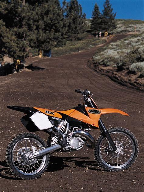 2003 Ktm 125 Sx Horsepower 2002 Ktm 125 Sx Specs