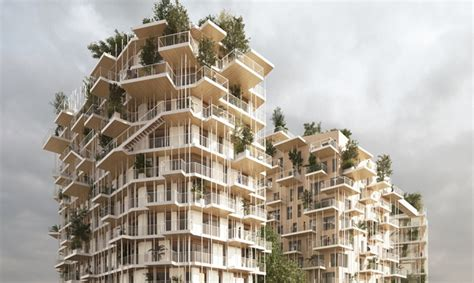 Plans For A Tiny House bordeaux canopia tower will be one of the tallest timber