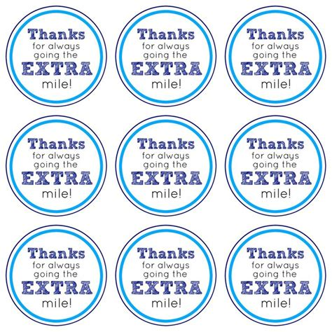 printable gift tags for employee appreciation 18 best seven men were chosen acts 6 1 7 images on