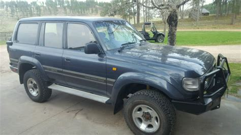 1992 Toyota Land Cruiser For Sale 1992 Toyota Landcruiser Diesel Vx For Sale Toyota Land