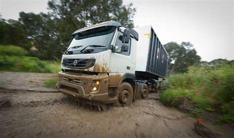 volvo range australia volvo trucks fmx range review trade trucks australia
