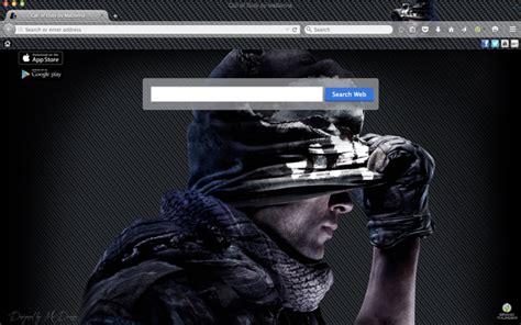 theme google chrome call of duty top 10 call of duty chrome themes for real cod fanatics