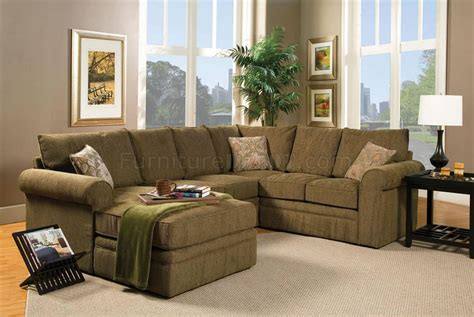 chenille sofa sectional contemporary sectional sofa and ottoman set in chenille fabric