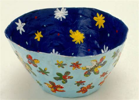 Paper Mache Bowls - for small papier m 226 ch 233 layered bowls