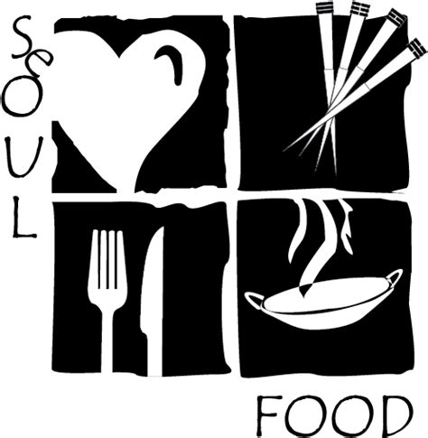 library  soul food clip art royalty  stock png files