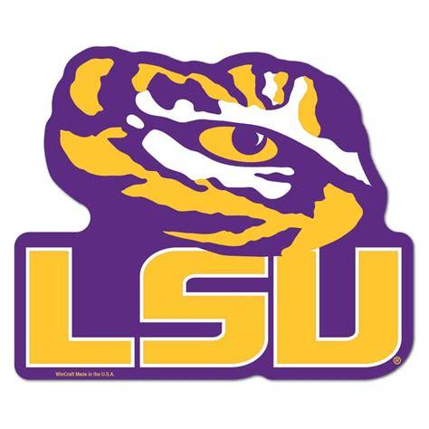 LSU Tigers Logo on the GoGo - Detroit Game Gear Lsu Football Logo