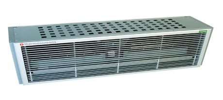 air curtains ireland phv range recessed air curtains atc ireland