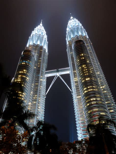 How Many Floors In Towers Malaysia by World Visits Petronas Tower Skyscrapers Malaysia