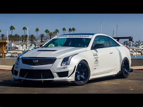 Performance Cadillac by 520 Whp Renick Performance Cadillac Ats V One Take