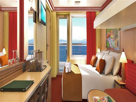 carnival dream balcony rooms carnival cruise ship balcony
