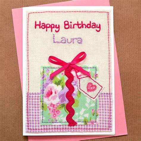 Handmade Birthday Gift - birthday card set volvoab