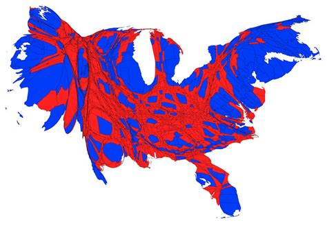us map of and blue states by county top conservative and liberal cities in the united states