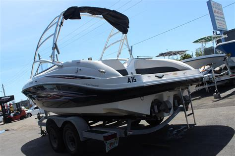 yamaha jet boats for sale in miami 2007 used yamaha ar210 jet boat for sale 17 900 miami
