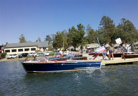 boat shows in california greetings from big bear lake california classic boats