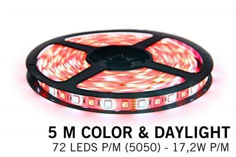 wifi led l set appl wifi rgbw ledstrip set color daylight 360 leds