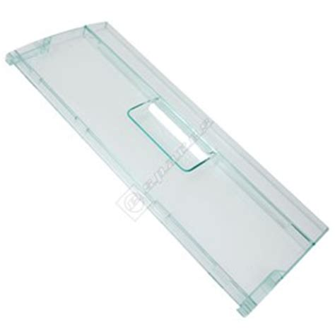 frigidaire freezer drawer front clear for fve2199b espares