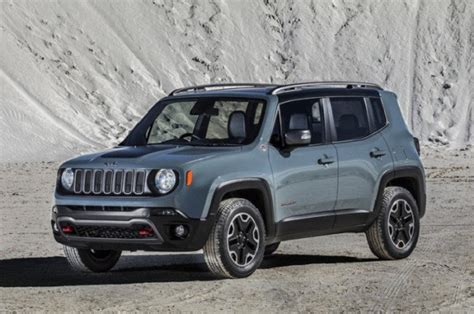 2018 jeep renegade changes 2018 jeep renegade changes rumors price release date