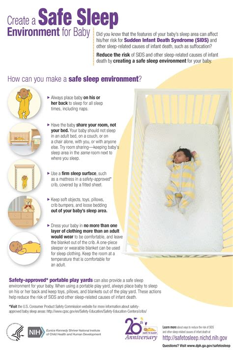 baby room temperature clothing guide create a safe sleep environment for baby prevent sids obgyn society