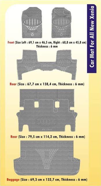 Karpet Karet Daihatsu Terios juragan karpet mobil karpet mobil kualitas terbaik