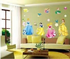 Disney Princess Nursery Decor Disney Princess Removable Wall Sticker Nursery Decor Decal Ebay