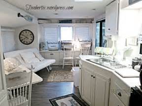 Mobile Home Decorating Blogs by Turning My Camper Into A Glamper Part 2 The Vision