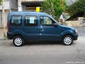 Renault Kangoo 1 6 Renault Kangoo 1 6 Photos And Comments Www Picautos