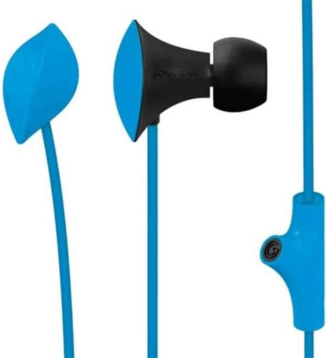 Dijamin Earphone Sonic Gear Neoplug Leaf sonic gear neoplug leaf neplbbl headphones blue tel 024304