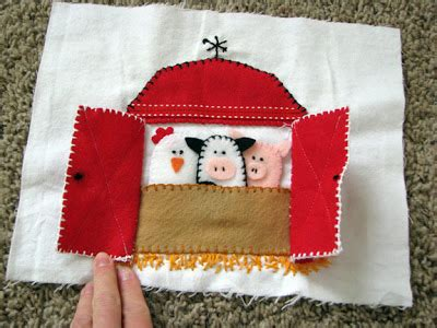 barn pattern for quiet book 1000 images about quiet books on pinterest quiet books