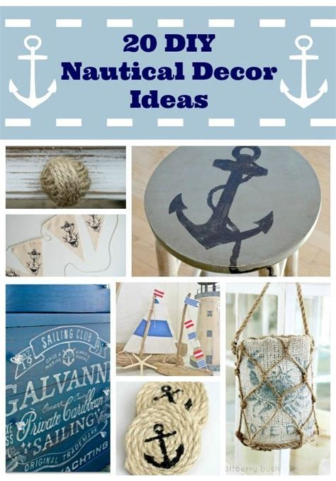 nautical decorating diy nautical christmas decorations images