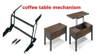 coffee table that lifts up lift up coffee table mechanism table furniture hardware
