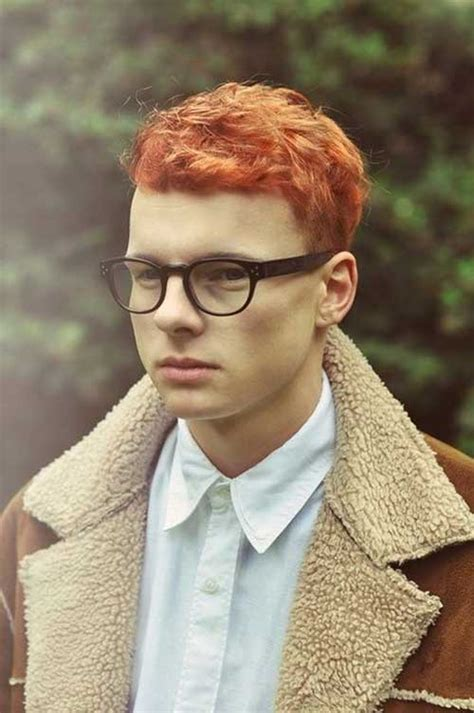 hairstyles for a redhead boy indie hairstyles for guys mens hairstyles 2018